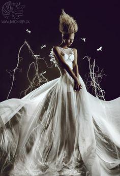 The Dragonfly Photography - Victoria Bolkina Style - Diana Bogach Hair - Zina Morino Makeup - Anna Kuzmynykh Model – Julia Grinchuk