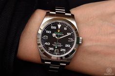 Rolex Air-King - Legends with crown