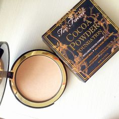 Too Faced Cocoa powder need this