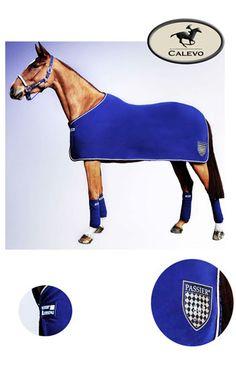 Passier's 'Blue Edition' fleece cooler