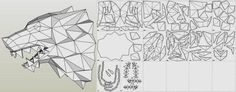 photo wolf.head.papercraft.by.gedelgo.via.papermau.002_zpsefomxrla.jpg