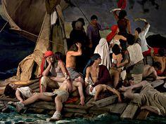 The Raft of the Medusa (100 Mile House), de Adad Hannah, 2009
