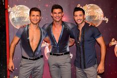 Strictly Come Dancing's Giovanni Pernice puts on a brave face at launch show… Stricly Come Dancing, Bbc Strictly Come Dancing, Pasha Kovalev, Strictly Dancers, Georgia May Foote, New Street Style, Partner Dance, Professional Dancers, Dancing With The Stars