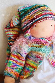 scrappy Hudson Hat for dolls