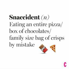 I will not have Snaccidents anymore!!! ( I hope )