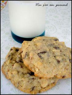 Les Giant Chocolate Chip Cookies de ben's