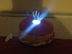 Iron man birthday cake 2 x