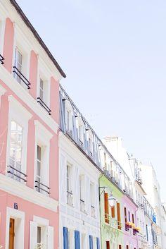 Rue Crémieux, près de la Gare de Lyon, à Paris.