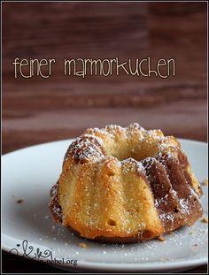 Rezept: Feiner Marmorkuchen - Heldenrezept | fraeulein-nebel.org