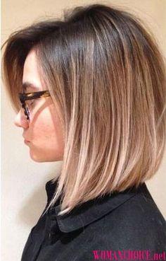 Балаяж на русые волосы - 200 фото длинных и коротких волос