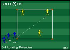 SoccerXpert web site has lots of great resources, such as age and topic specific soccer drills, advice for new and returning coaches.