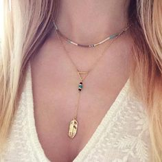 Summer Boho Necklace