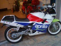 my ex moto: aprilia 125 af1 sport