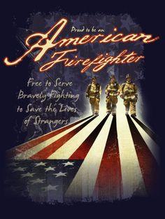 American Firefighter ~Jim Baldwin