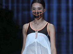 Stylish Smog Masks Are China