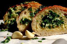 Cooking with Zoki: Hleb sa belim lukom