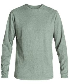 Quiksilver Waterman Men's Rockland Thermal Long-Sleeve Shirt