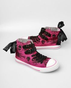 IRON FIST LACEY DAYS HI TOP SNEAKER