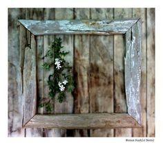11x14 Handmade Driftwood Picture Frame, Weathered,  Beach Decor,            Home Decor