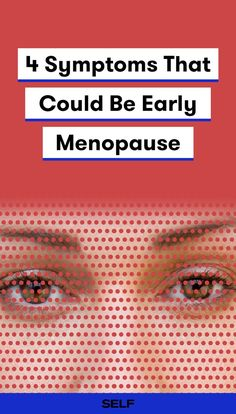 Early menopause symptoms can be mild to severe. Learn the causes and signs of early menopause and when to talk to your doctor. Menopause Signs, Early Menopause, Menopause Diet, Pre Menopause Symptoms, Low Estrogen Symptoms, Menopause Supplements, Health And Fitness Articles