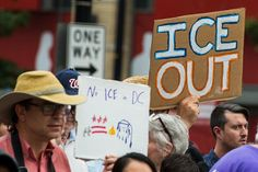The Power of Abolish ICE by SEAN McELWEE