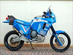 """vintage Paris Dakar Rally Motorcycles 