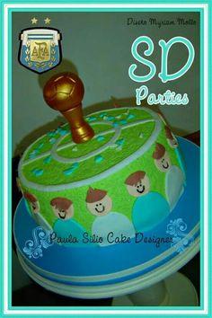 Cake mundial para Francisco