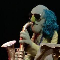 love the sax!