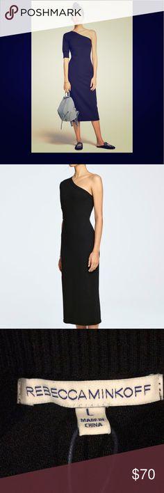 Rebecca Minkoff Shoshone Dress Great Dress ! You can dress it up or down.  Style: PF1780762 Viscose, Poly, Nylon, Elastane Rebecca Minkoff Dresses