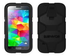 Griffin Survivor Samsung Galaxy S5 Case