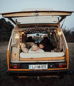 Are you looking to take a camping trip in the near future? Whether you are looking to take a camping trip as a family vacation or a romantic getaway, you may be concerned with . Van Life, Road Trip Van, Road Trips, Wolkswagen Van, Adventure Time, Adventure Travel, Nature Adventure, Adventure Couple, Kombi Trailer