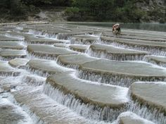 White Water Terraces, China