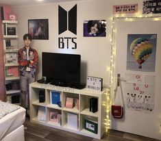 "[BTS] ❣️ on Instagram: ""[ROOM] Army Edition💓 Hey everyone! I am finally back after a short break:) Thank your for waiting for me❣️Comment your favorite bts song ! ✨"""