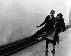Dancers Fred and Adele Astaire, June 01, 1923  London, England, UK © Hulton-Deutsch Collection/CORBIS [Stock Photo ID: HU028434]