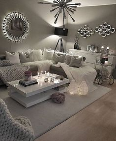 - Modern Interior Designs - 54 Reading Room Decor Inspiration to Make You Cozy Design # Декор. 54 Reading Room Decor Inspiration to Make You Cozy Design # Декор гостиной команты Reading Room Decor, Living Room Decor Cozy, Living Room On A Budget, Living Room Colors, Interior Design Living Room, Living Room Designs, Living Room Furniture, Interior Livingroom, Pallet Furniture