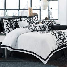 Hayden 7pc California King Bedding Set