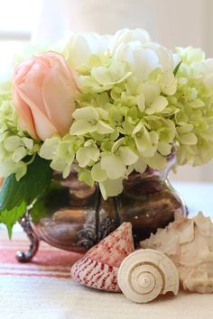 Summer table decor http://mysoulfulhome.com
