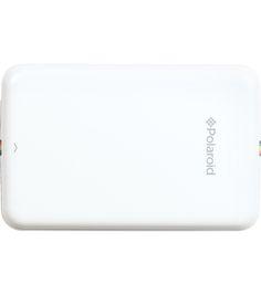 Polaroid Snap Zip Mobile Printer-Whitenull