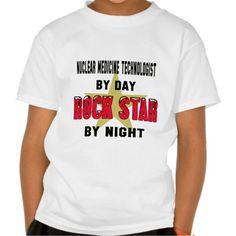 Nuclear Medicine Technologist by Day rockstar by n T Shirt, Hoodie Sweatshirt