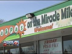Famed Ma & Pa's closing on Fond du Lac's Miracle Mile.  It once sold a $208 million dollar Powerball jackpot.