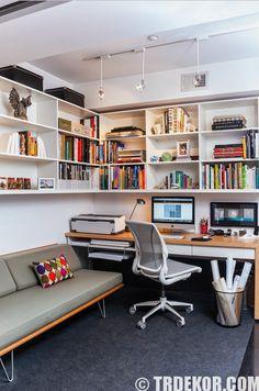 Ev ofis modelleri ve tasarımları 2016