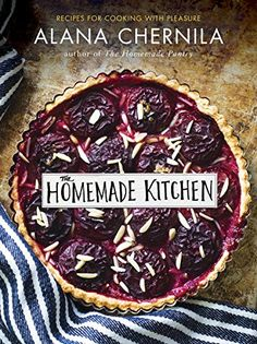 The Homemade Kitchen: Recipes for Cooking with Pleasure by Alana Chernila http://www.amazon.com/dp/0385346158/ref=cm_sw_r_pi_dp_oJv0vb1DZT9ZK