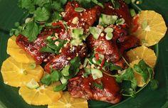 NYT Cooking: Spicy Lacquered Chicken Wings