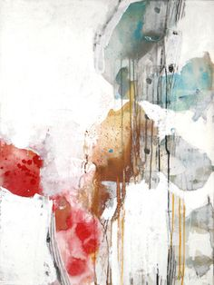Meredith pardue bloom x ink, oil, mixed media o Art Painting, Abstract Artists, Watercolor Artists, Watercolor Art Lessons, Abstract Painting, Abstract Paper, Abstract Art, Art, Abstract