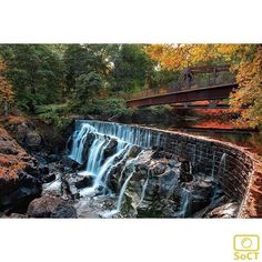 Connecticut  Pic of the Day 10.12.15  Photographer  @christofurrr  Congratulations! ✨ Please check out the galleries of our featured photographers.  Follow your favorites and the people who inspire you! ✨ Out here tryin' to capture some colors.  #scenesofCT #yanticfalls #indianleap #indianleapfalls #uncasleapfalls #norwichCT #connecticut_potd #connecticut_fall  #connecticut_waterfall #fallinct #connecticutgram #fallfoliage  #igersct #igersnewengland #newengland