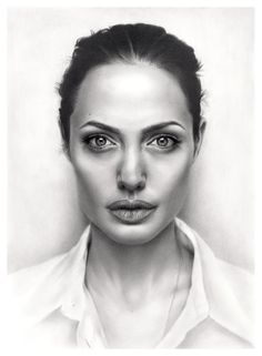 My own Angelina Jolie.. by Sikoian.deviantart.com on @deviantART