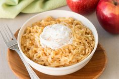 Hungry Girl's Healthy Spiralized Apple Pie Recipe