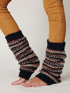 legwarmers! will be my ultimate accessory this winter! If it every gets cold. please please
