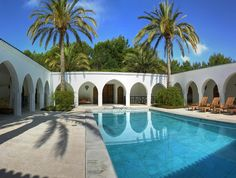 Private Ibiza Villa: Fatamorgana, 6-bedroom Moroccan style house