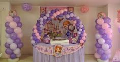 Sofia the First Birthday Party Ideas | Parties, The o'jays and Birthdays